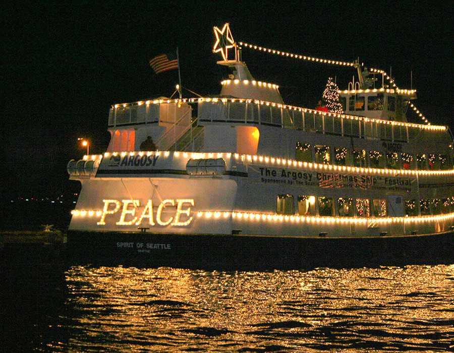 Tekne Işık Süsleme